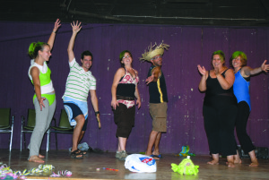 Summer Institute Variety Night 2006